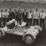 NASA Moon Rover