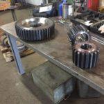 rotary box gearing